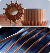 Oxygen Free Silver Bearing Copper Shaped Rod And Ofhc